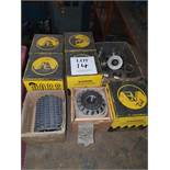 Quantity of Hobs cutters