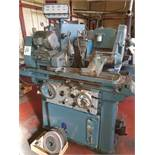 "Jones and Shipman 1310 cylindrical grinder capacity 8"" x 18"""