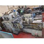 WMW Niles relieving lathe with grinding head model DH250/11 x 650. Serial No. 0723