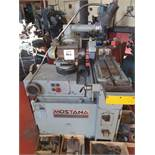 Mostana 3E643 surface grinder with attachments. Serial No. 56. YOM 1989