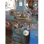 Jones and Shipman 540 surface grinder with coolant filtration and magnetic chuck and compound