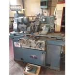 """Jones and Shipman 1300 cylinderical grinder, capacity 10"""" x 27"""" with spare grinding wheels. Serial"""