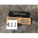 Portable Refractometer
