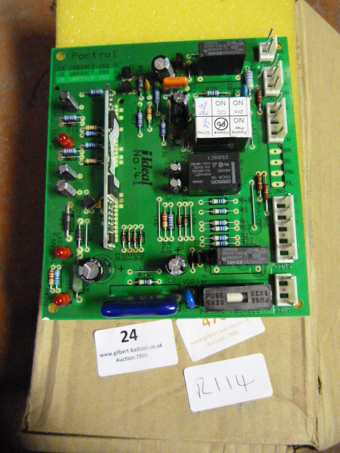 Lot 24 - *Ideal PCB401 Circuit Board