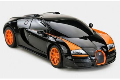v brand new 1 14 scale bugatti veyron 16 4 grand sport vitesse. Black Bedroom Furniture Sets. Home Design Ideas