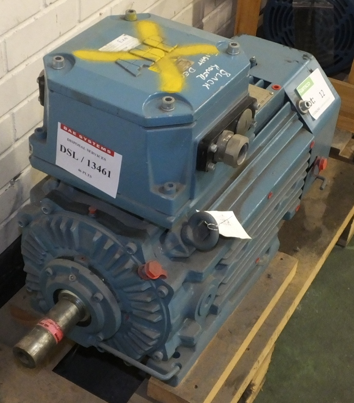 Abb Motor M3kp 160mla 2 Imb3 Im 1001