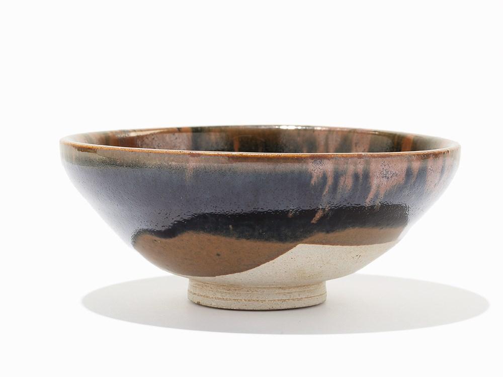 Tortoiseshell Glaze Jizhou Bowl Song Dynasty Stoneware