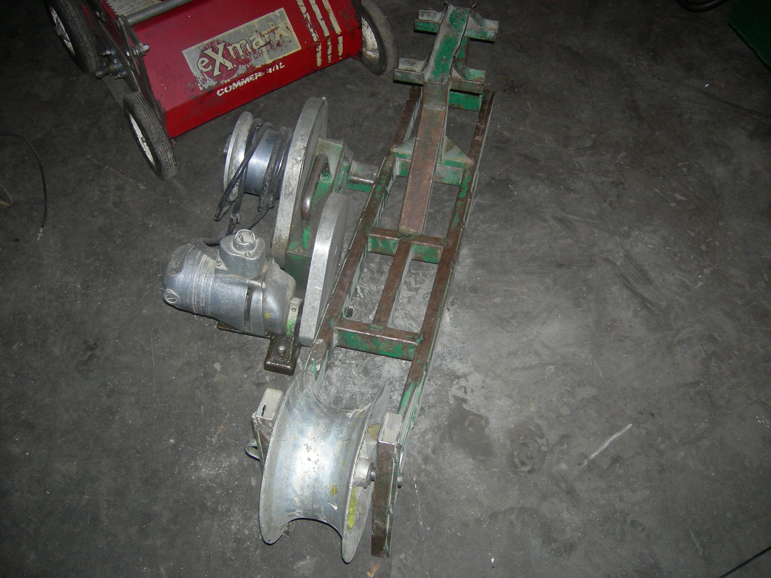Lot 56 - GREENLEE TUGGER