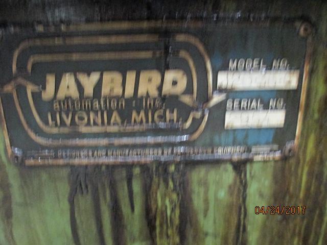 Lot 39 - JayBird Model J20-36-6 Air Coil Feeder