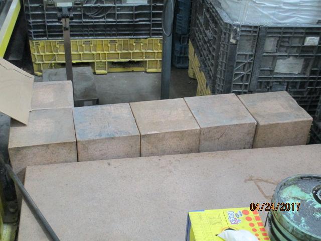Lot 31 - Starrett (Pink) Granite Surface Plate