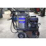 CTS Magnum hot water pressure washer