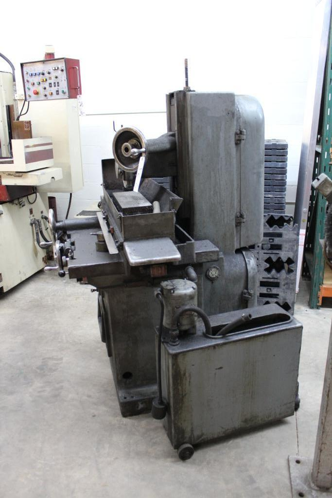 Lot 27 - Gallmeyer & Livingston Grand Rapids 206 hydraulic surface grinder