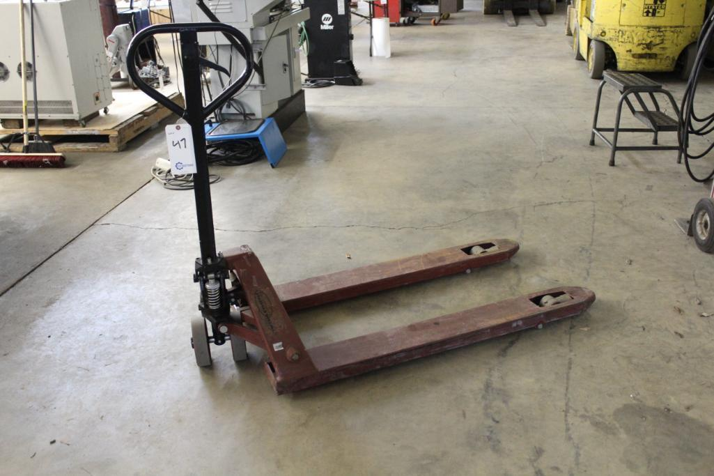 Lot 47 - Northern Tools pallet jack