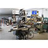 Aliant 3 axis cnc milling machine