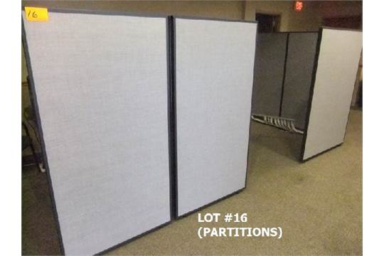 Fabric Office Partitions : Lot fabric office partitions
