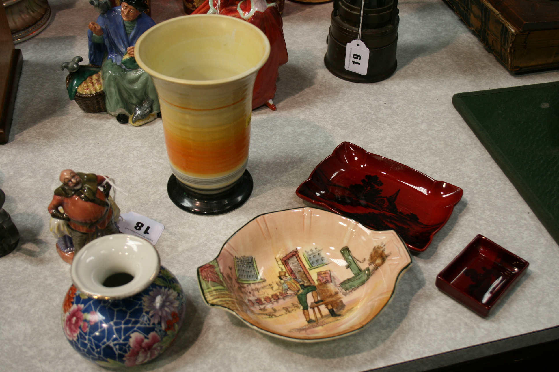 Lot 18 - Collection of Doulton and Shelley