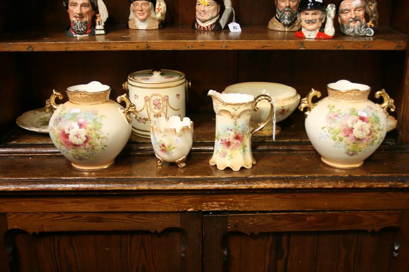 Lot 43 - Collection of Royal and Crown Devon