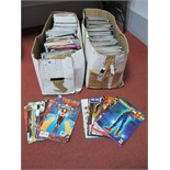 In Excess of Six Hundred Comics, by DC, Marvel, Tangent, Wildstorm including Avengers Arena.