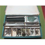A Boxed Early XX Century Primus Engineering (W. Butcher and Sons) Modelling Kit #3, wooden and metal