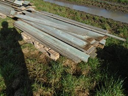 Lot 7F - Pallet of timber