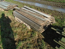 Lot 7E - Pallet of timber