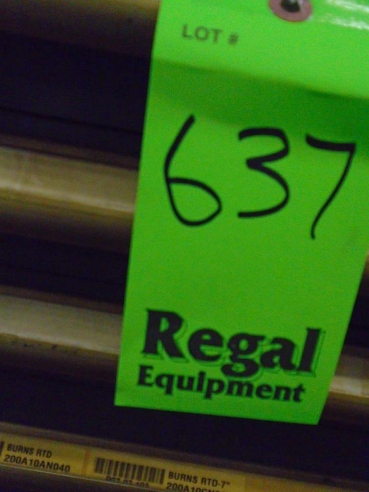 Lot 637RB - Contents of Cabinet ( Assorted RTD Bearings)