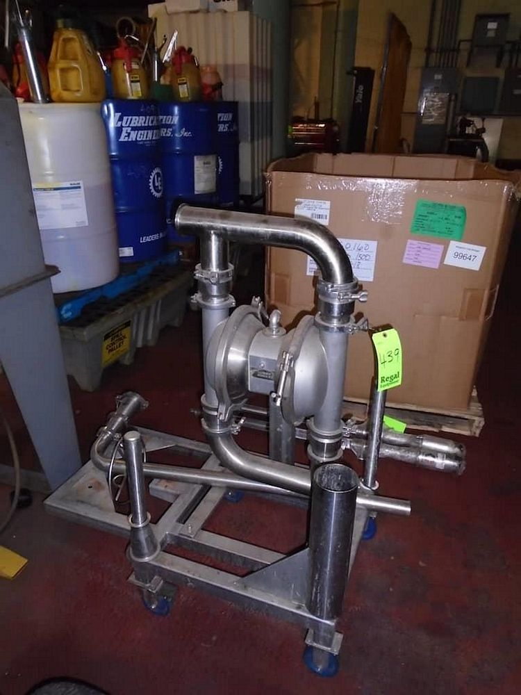 Lot 439RB - Murzan Pump