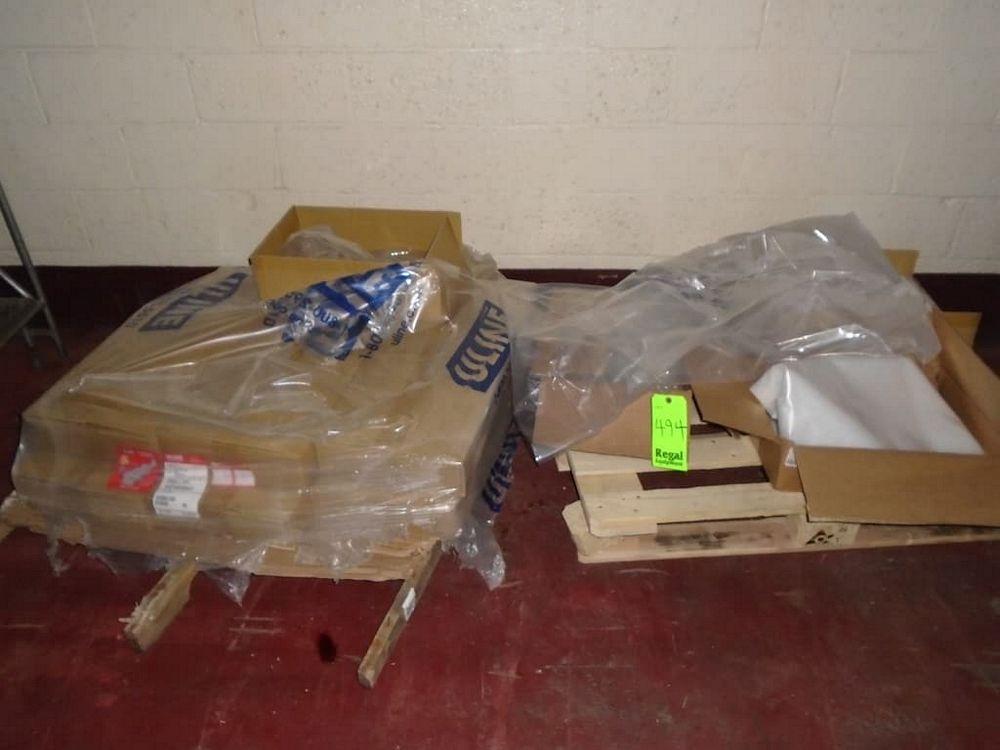Lot 494RB - Uline Plastic Bags
