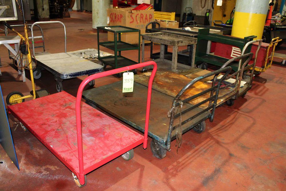 Lot 359RB - 16 Carts