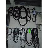 Electric cord and various belts