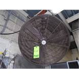 "Chelsea 30"" fan with electric cord reel"