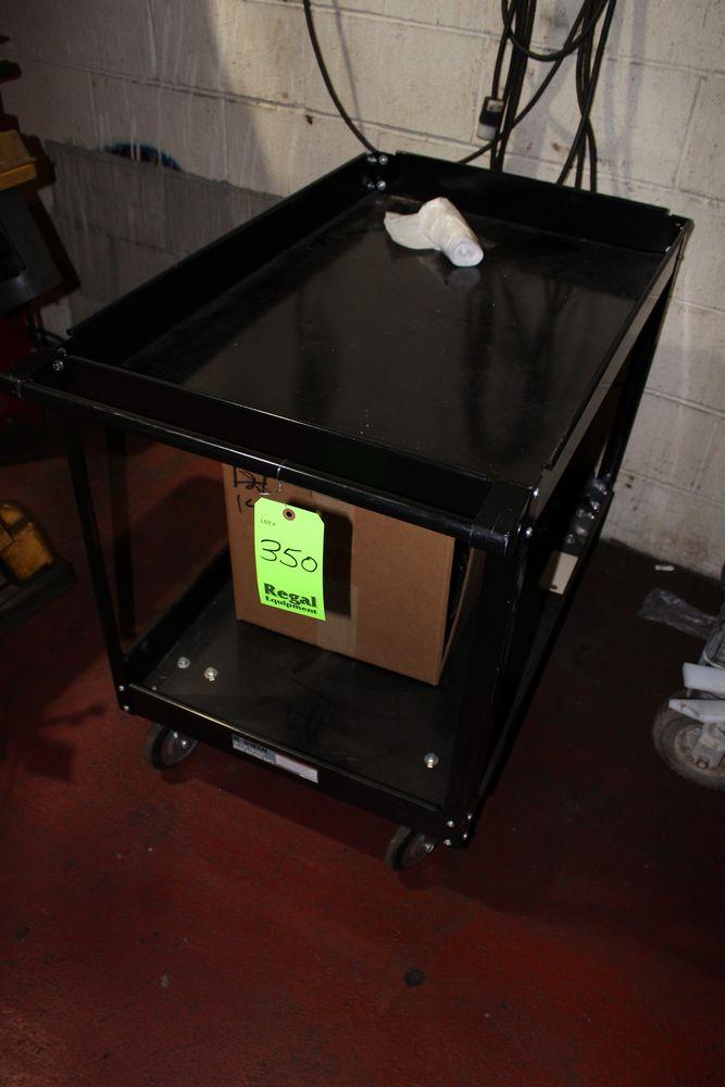 Lot 350RB - Metal Cart