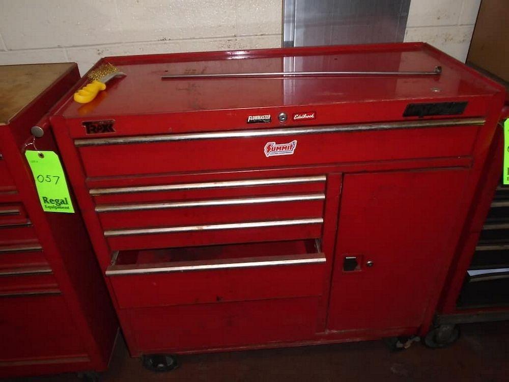 Lot 56RB - Waterloo Mechanic Cart