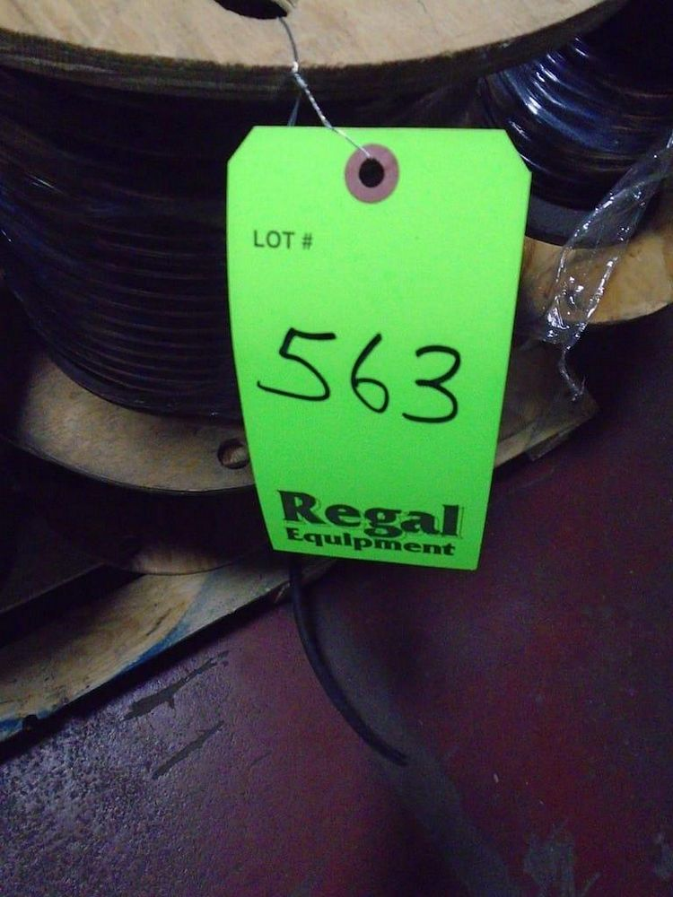Lot 563RB - Pallet of Assorted Flex Cord ( Approx. 12 Rolls)