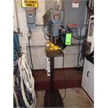 Electric Drill Press with Stand