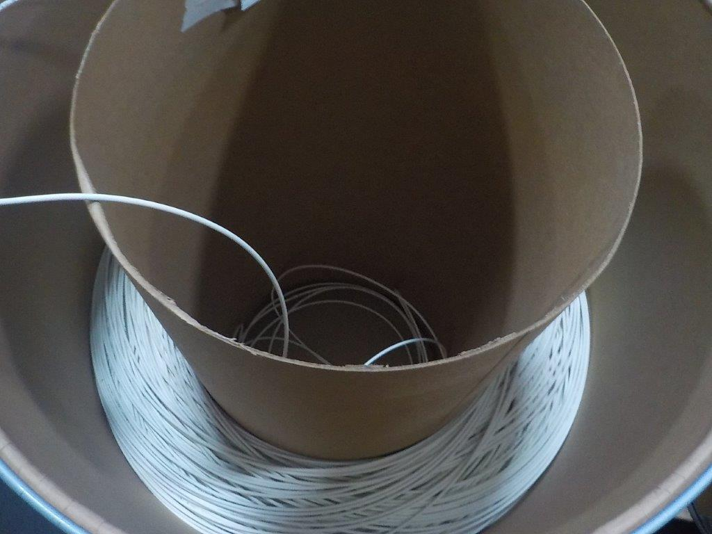 Lot 51 - lot: wire / fils: # 12 AWG, 37/28, 600V (10,000')