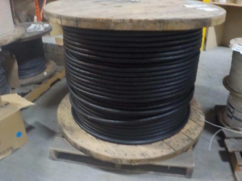 Lot 26 - lot: wire / fils: 17 COMPOSITE POLYRAD, ……...(1,936')