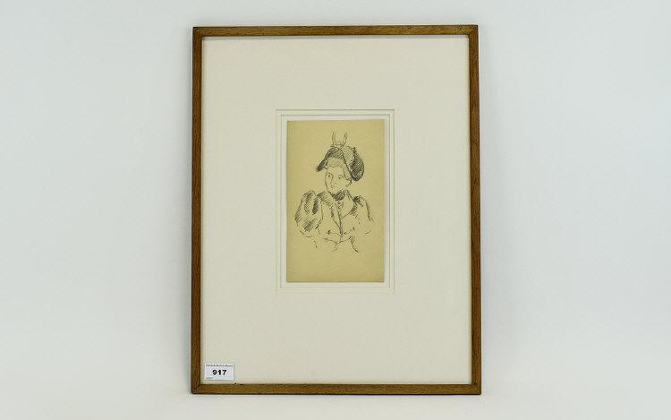 Lot 953 - Attributed to John Duncan Ferguson (187