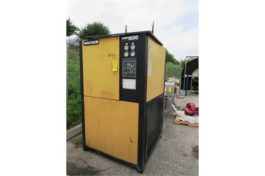 Kaeser Mdl KRD 600 Compressed Air Dryer Ser 0310 2 9407