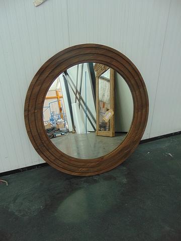 Lot 70 - Concentric Round Mirror Tavern 122 X 5 X 122cm