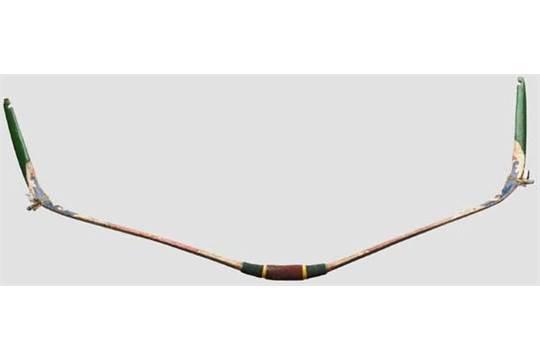 Kompositbogen Mongolei 20 Jhdt Reflex Gekr 252 Mmte Wurfarme Aus