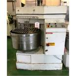 Subal AEX 80 Self-Emptying Sprial Mixer | 80kg | YOM: 2001