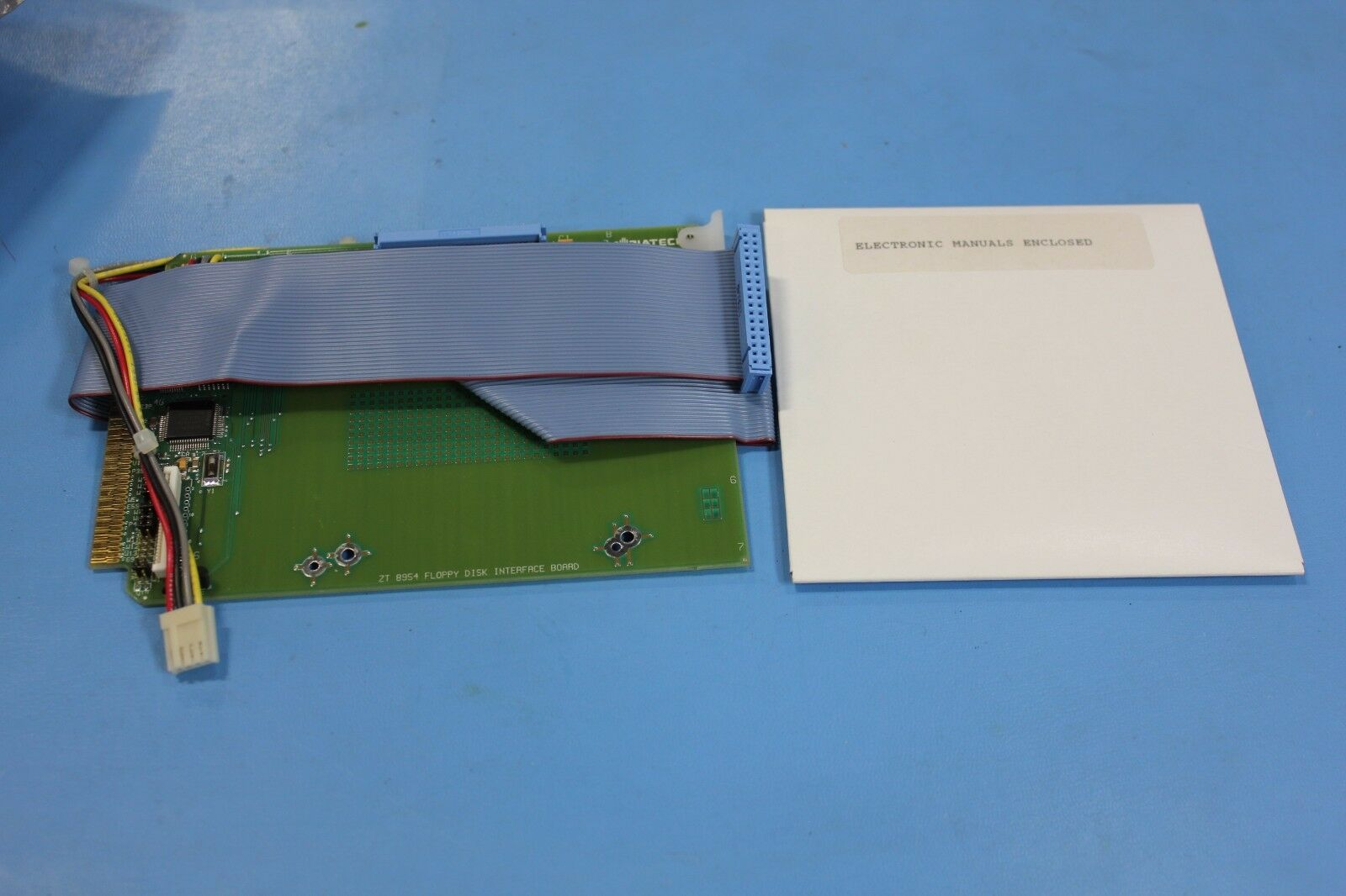 Lot 23 - UNUSED ZIATECH STANDARD BUS FLOPPY DISK INTERFACE BOARD