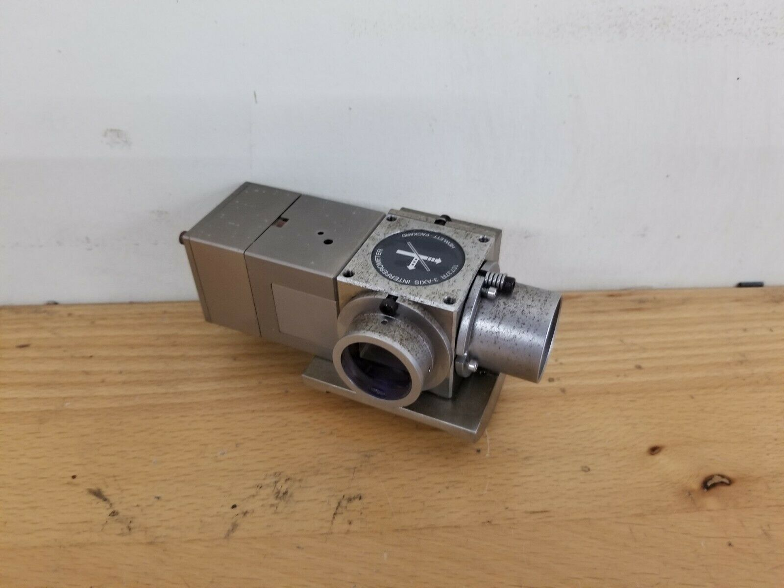 Lot 22A - HP 10737R 3 Axis Laser Interferometer