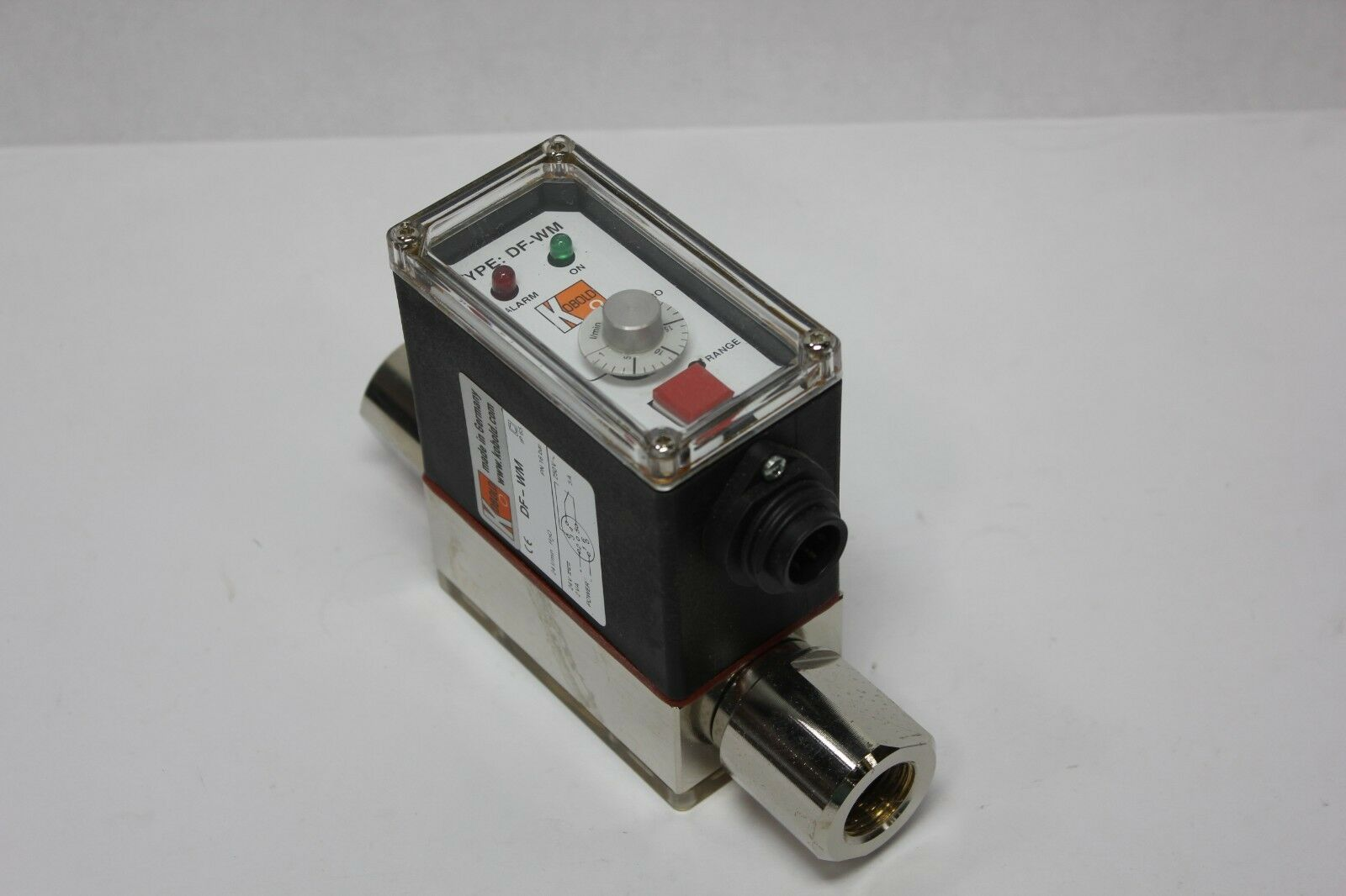 Lot 3A - Kobold Stainless Steel DF-WM Paddle Wheel Flow Switch