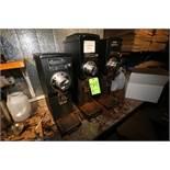 Bunn Coffee Grinders, 110 Volts