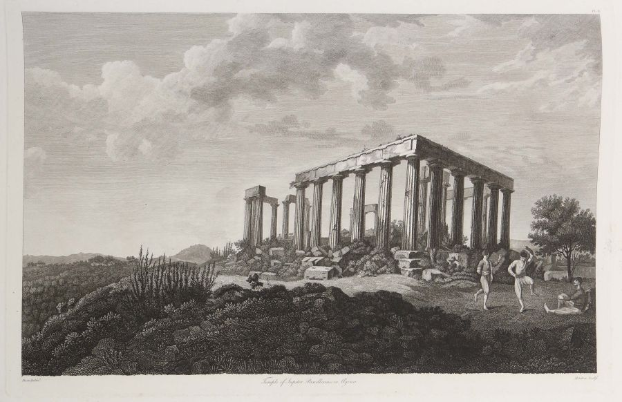 Chandler, Richard Antiquities of Ionia published by the Society of Dilettanti, London, Bulmer & - Bild 4 aus 7