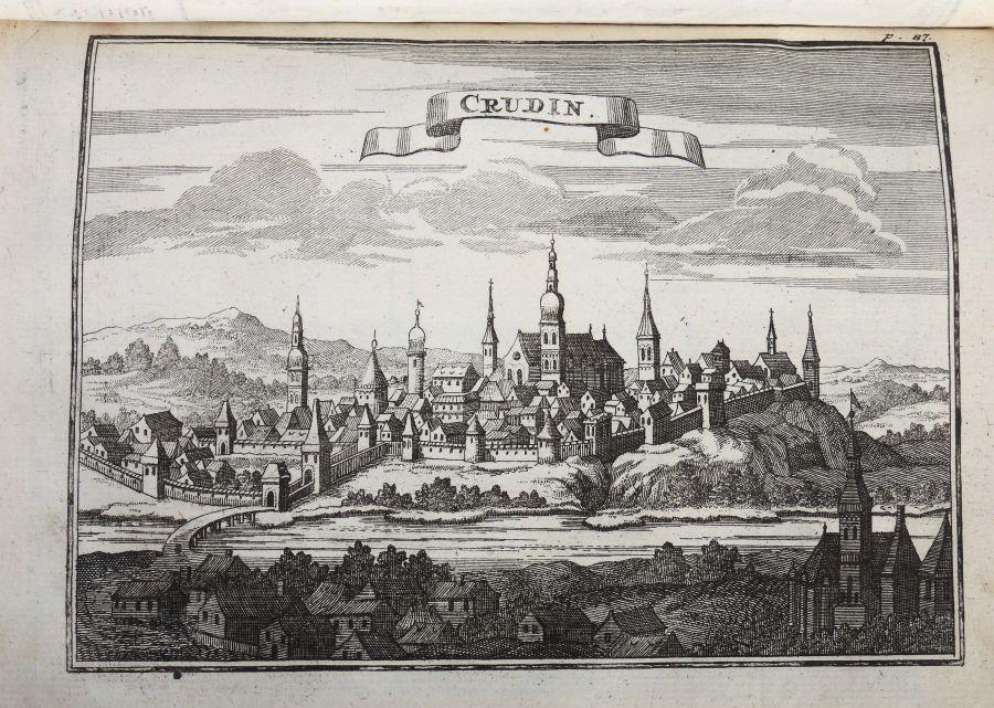 Vogt, Mauritius Das Jetzt-lebende Königreich Böhmen zu einer historisch- und geographischen - Bild 8 aus 12