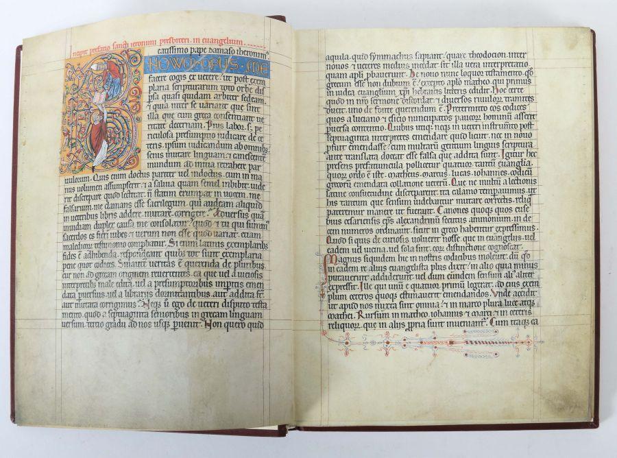 Goslarer Evangeliar Aus dem Stadtarchiv Goslar, Volumen XCII der Reihe Codices Selecti, Goslar/ - Bild 4 aus 6