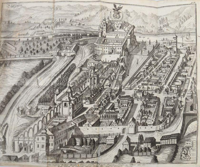 Vogt, Mauritius Das Jetzt-lebende Königreich Böhmen zu einer historisch- und geographischen - Bild 7 aus 12